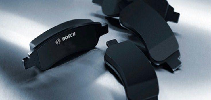 Дисковые тормозные колодки Bosch